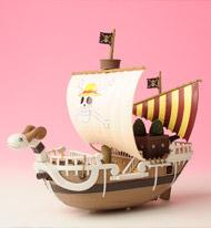 ルフィたち海賊の大切な船も!